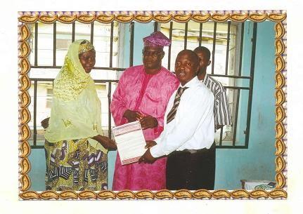 Smi kwara sweet mother international nigeria presentation of appointment letter to ilorin west lga coordinator kwara thecheapjerseys Choice Image